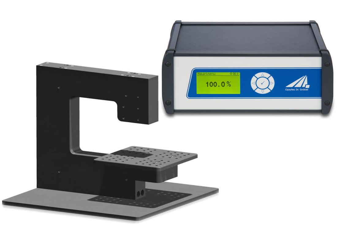 Process photometer for tranmission measurement at up to 30 different wavelengths